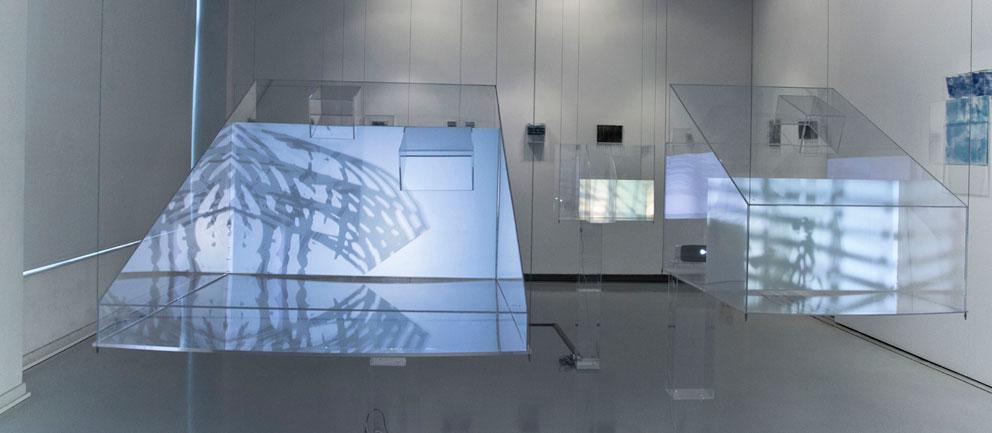 Espacios ópticos expandidos. Sala Rekalde. Brriek 2016. Bilbao